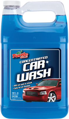 100OZ Liquid Car Wash