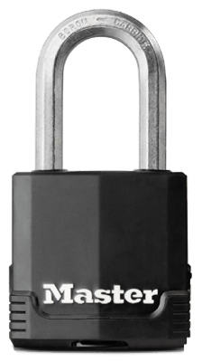 "1-3/4"" Covered Padlock"