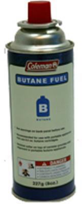 Coleman Butane Fuel, 8 oz.