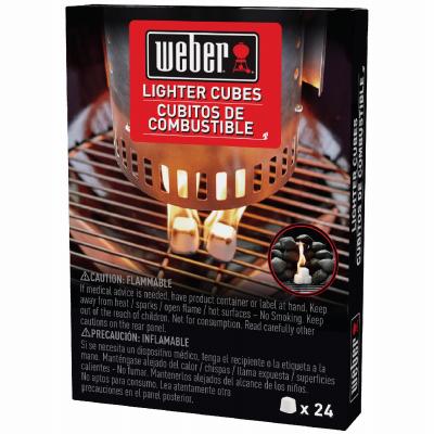 24PK Weber Firestarters