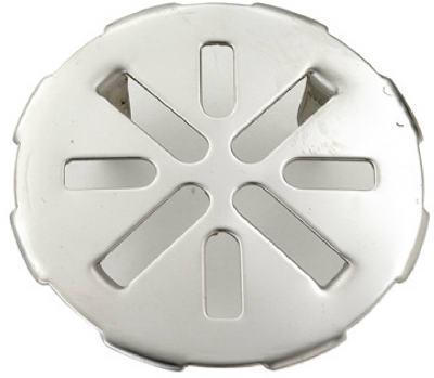 """3"""" Stainless Steel Drain Cover"""