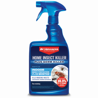 Bayer advanced home pest plus germ killer offroad co2 regulator