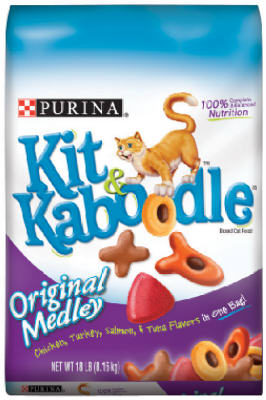16# KIT N  KABOODLE Cat Food
