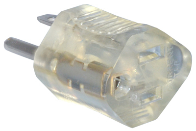 ME 15A Clear Lighted Adapter