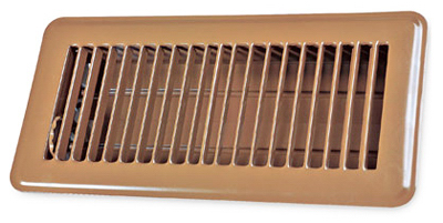 Ceiling wall floor diffusers for 12x6 floor register