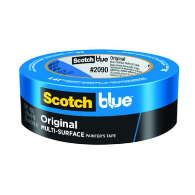 "1.41""x60YD BLUE Tape"