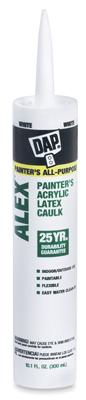 10.1OZ WHT Paint Caulk