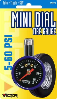 Mini Tire Gauge ASSTD