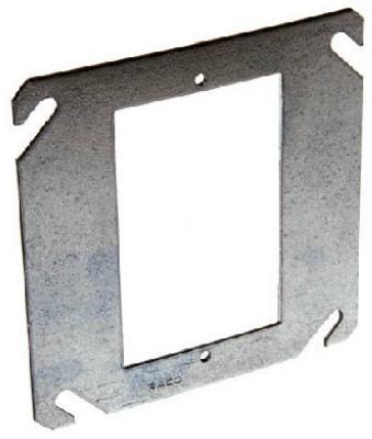 "4"" Square Flat Box Cover"