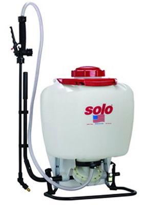 Solo Backpack Sprayer, 3 gal.