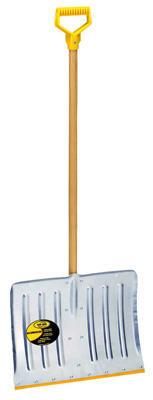 40A Aluminum Snow Shovel