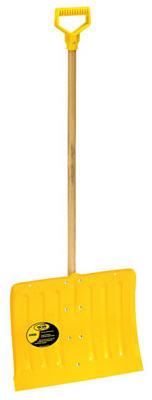 17S Steel Snow Shovel