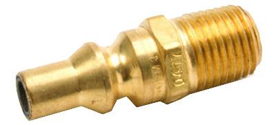 Male Full Flow Plug