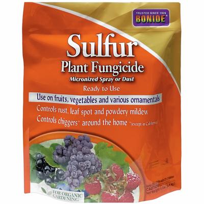 4LB Sulphur Dust Fungicide
