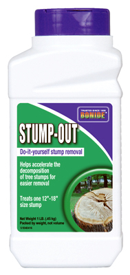 1 LB STUMP OUT GRANULES