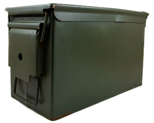 50 Cal Ammo Box Standard ***USED***