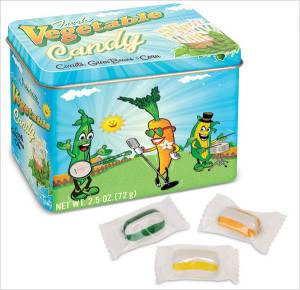Vegetable Candy