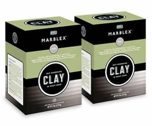 Marblex Grey Self-Hardening Clay (In Moist Form) 5lb Box