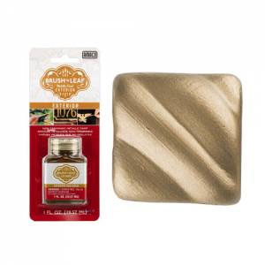 Brush 'n Leaf Exterior 1 fl. oz. - Old Gold