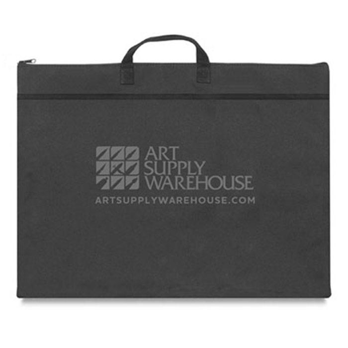 Art Supply Warehouse Black Bag - 24x26