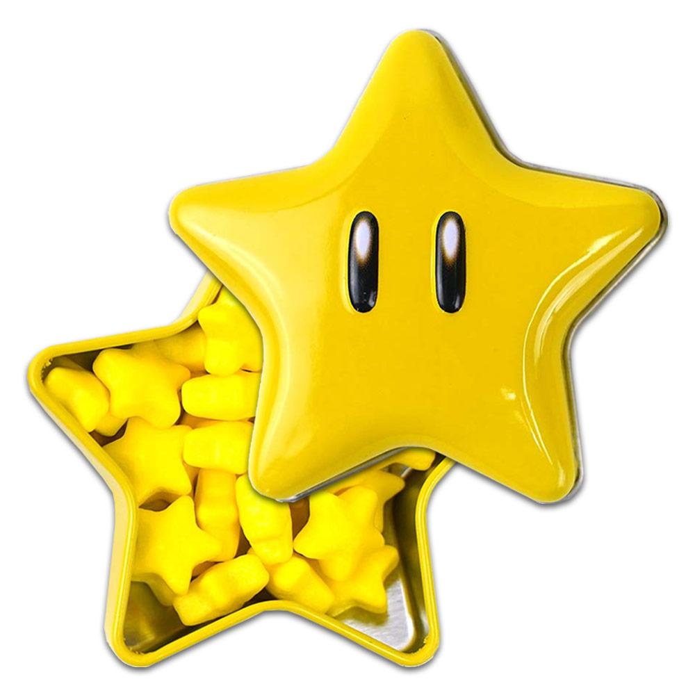 NINTENDO SUPER STAR SOURS CANDY