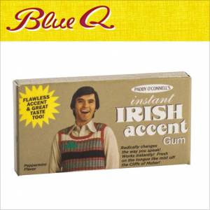 Blue Q Gum - Instant Irish