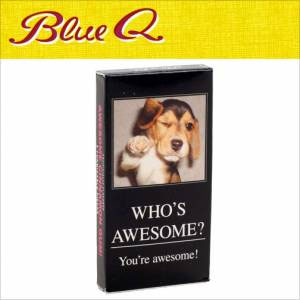 Blue Q Gum - Who's Awesome? You're Awesome!