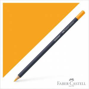 Faber-Castell Goldfaber Color Pencil - Dark Chrome Yellow