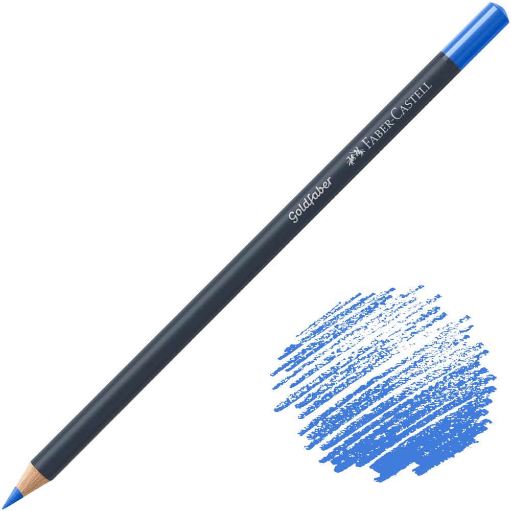 Faber-Castell Goldfaber Color Pencil - Ultramarine