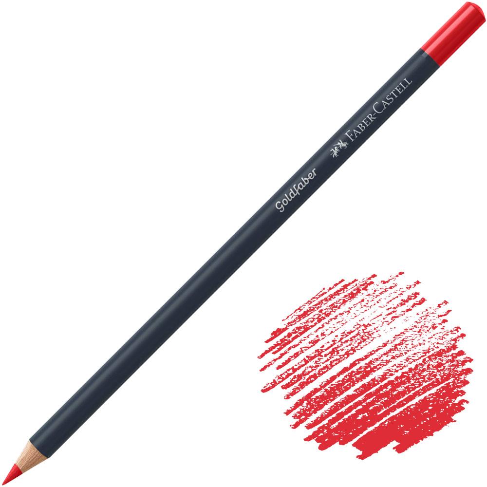 Faber-Castell Goldfaber Color Pencil - Pale Geranium Late