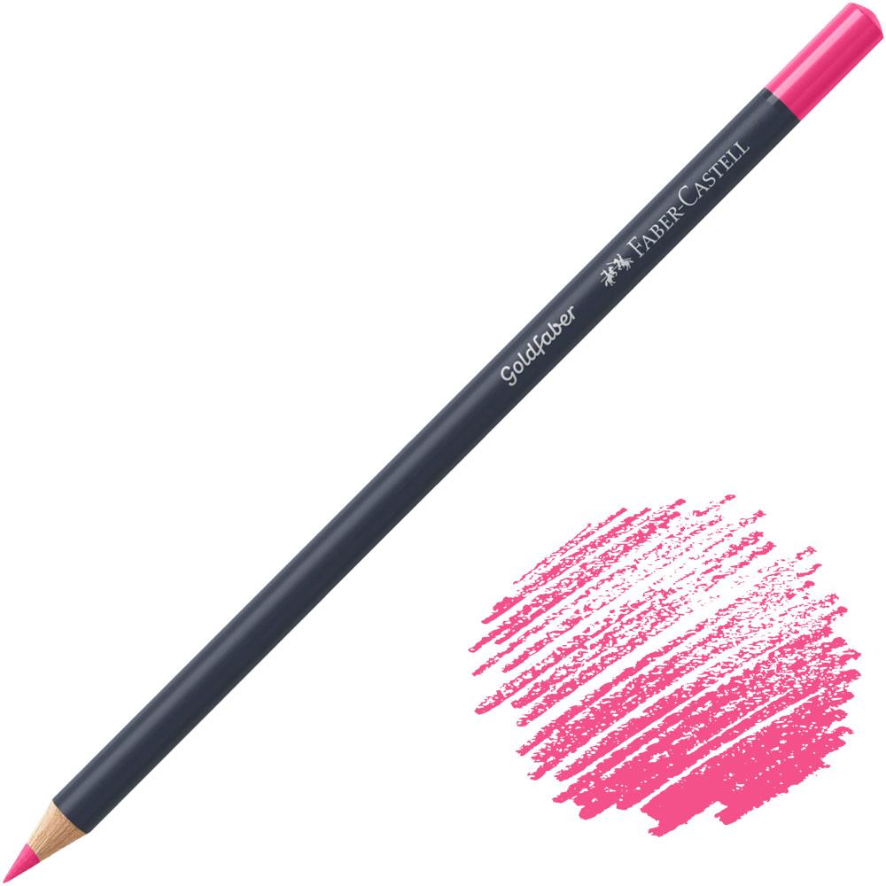 Faber-Castell Goldfaber Color Pencil - Fuchsia