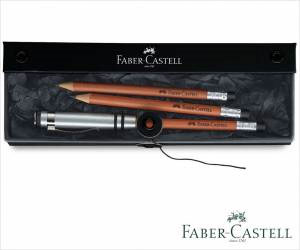 Design Perfect Pencil Gift Set - Brown