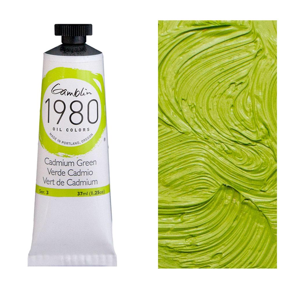 GAMBLIN 1980 37ml CAD GREEN
