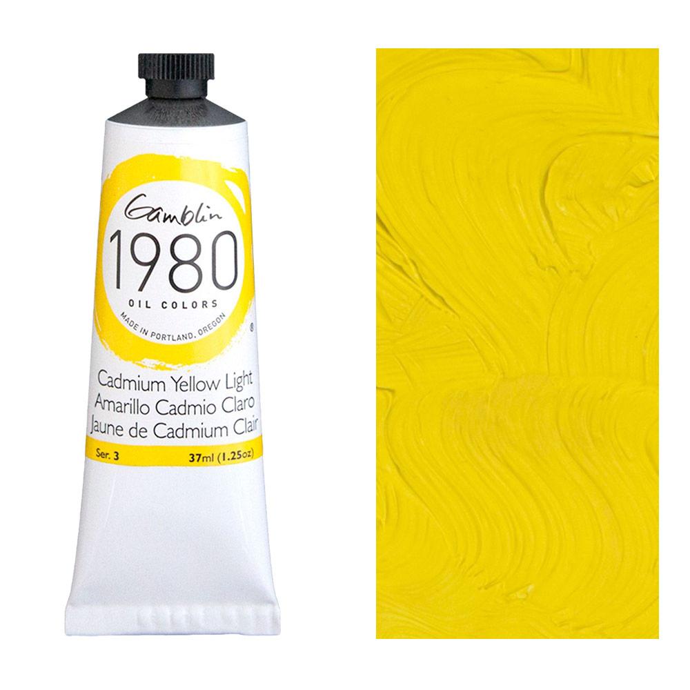 GAMBLIN 1980 37ml CAD YELLOW LT