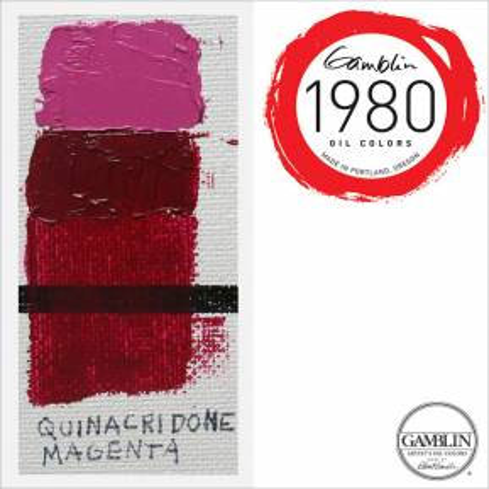 GAMBLIN 1980 37ml QUIN MAGENTA