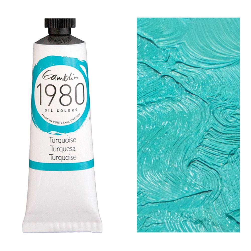 GAMBLIN 1980 37ml TURQUOISE