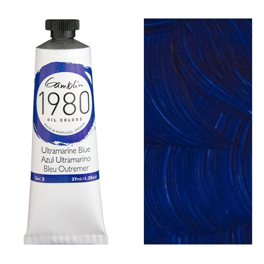 GAMBLIN 1980 37ml ULTRA BLUE
