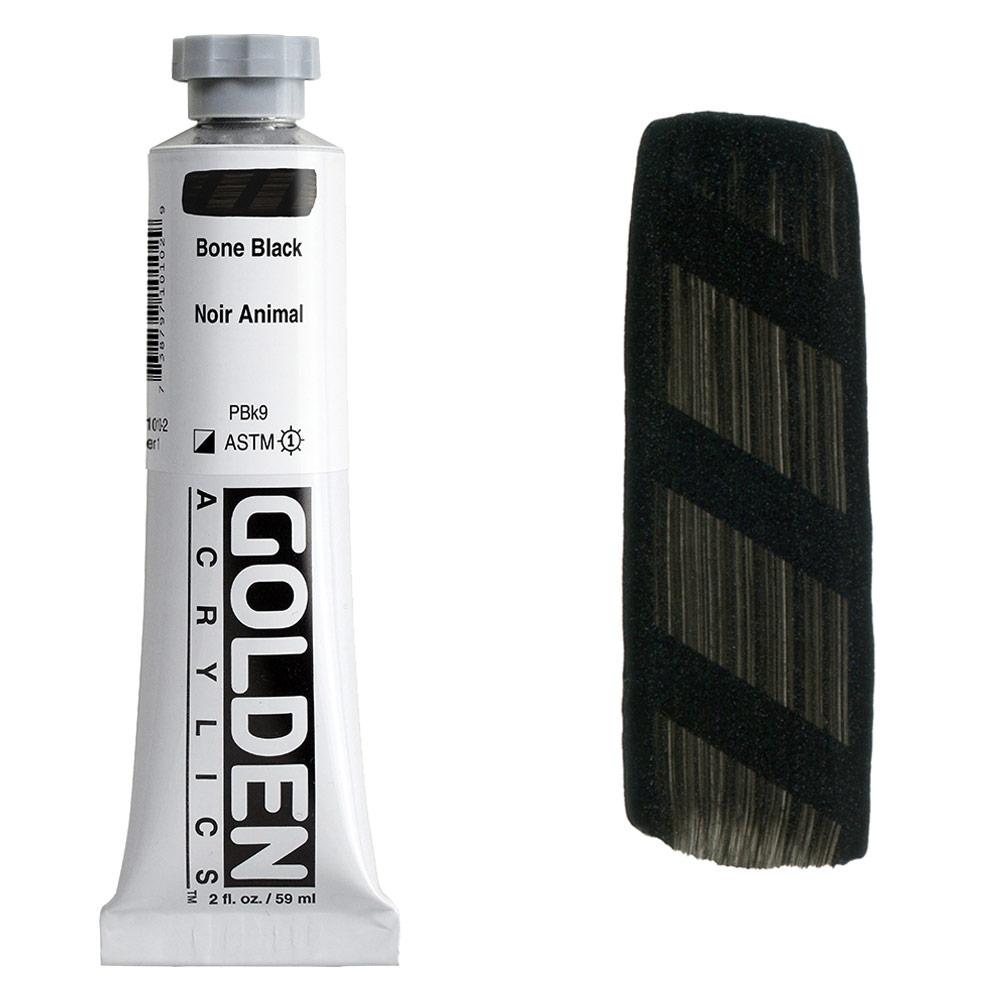 GOLDEN 2oz BONE BLACK