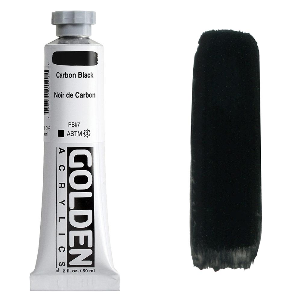 GOLDEN 2oz CARBON BLACK