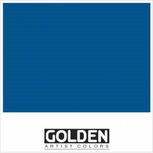 GOLDEN 2oz CERULEAN BLUE DEEP