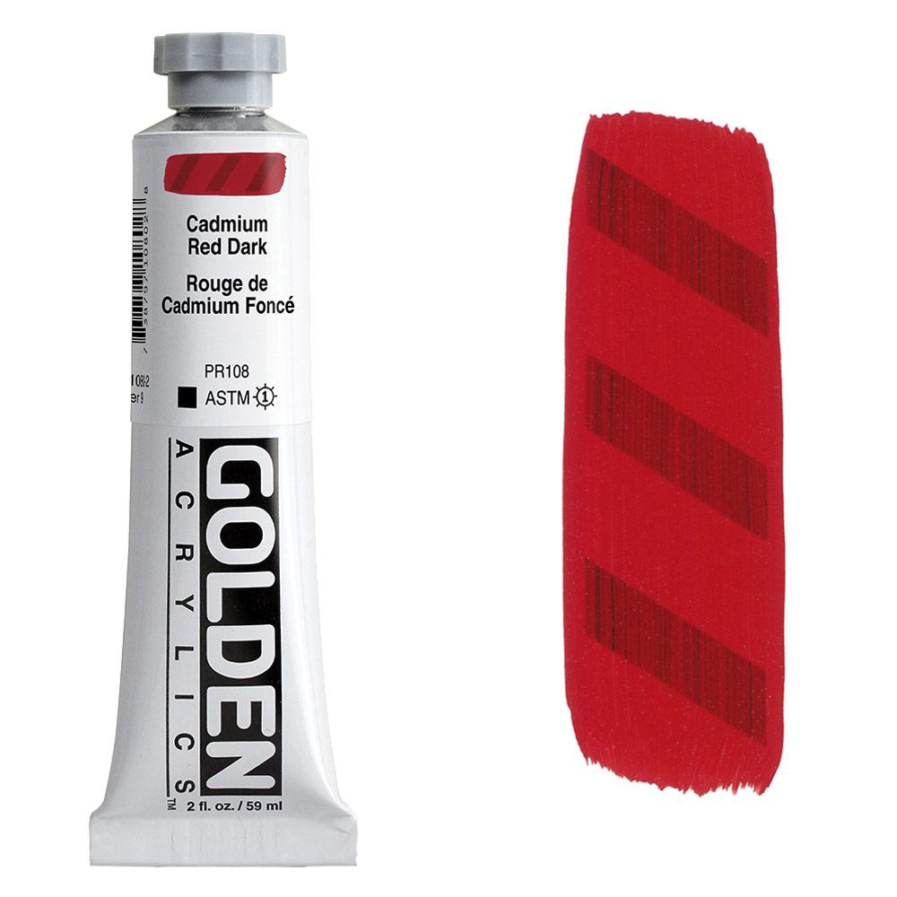 GOLDEN 2oz CP CAD RED DARK