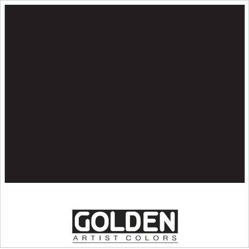 GOLDEN 4oz MARS BLACK