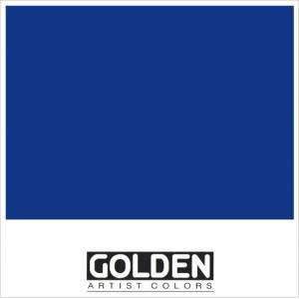 GOLDEN 32oz PHTHALO BLUE GS