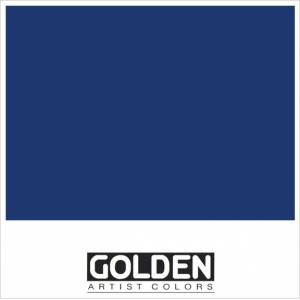 GOLDEN 32oz PHTHALO BLUE RS