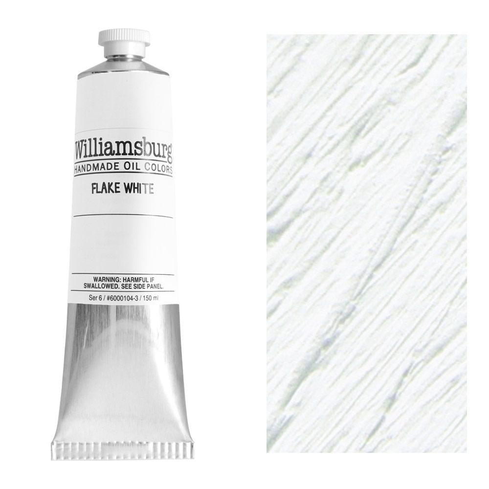 WILLIAMSBURG 150ml FLAKE WHITE