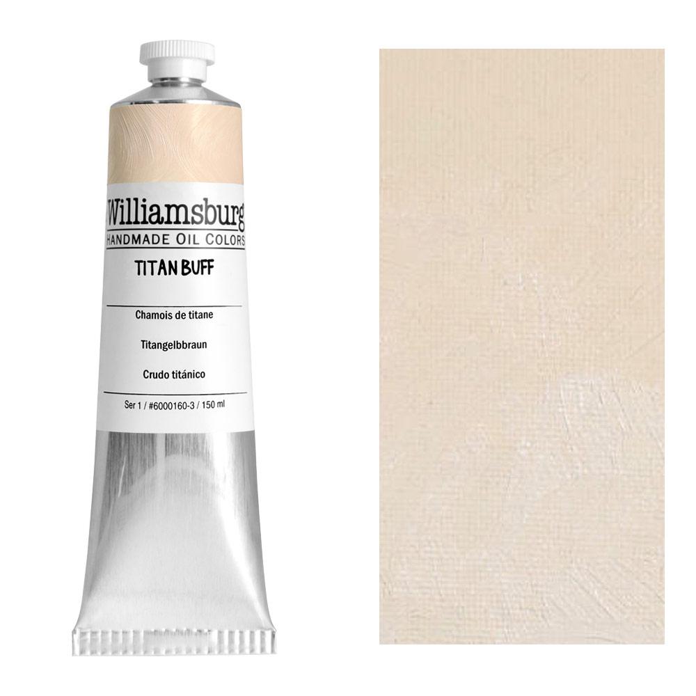 WILLIAMSBURG 150ml TITAN BUFF
