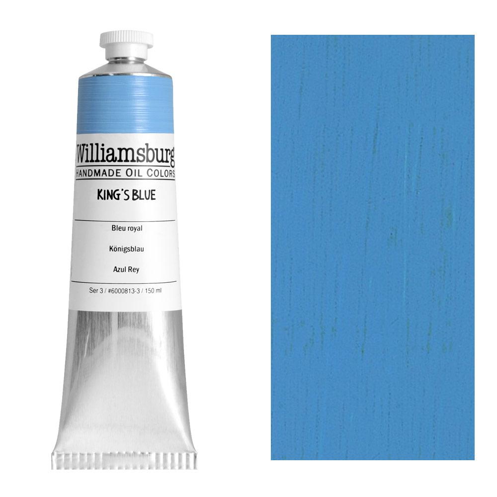 WILLIAMSBURG 150ml KING'S BLUE