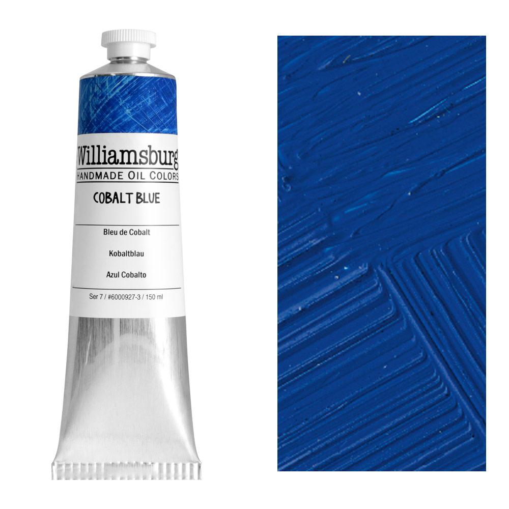 WILLIAMSBURG 150ml COBALT BLUE