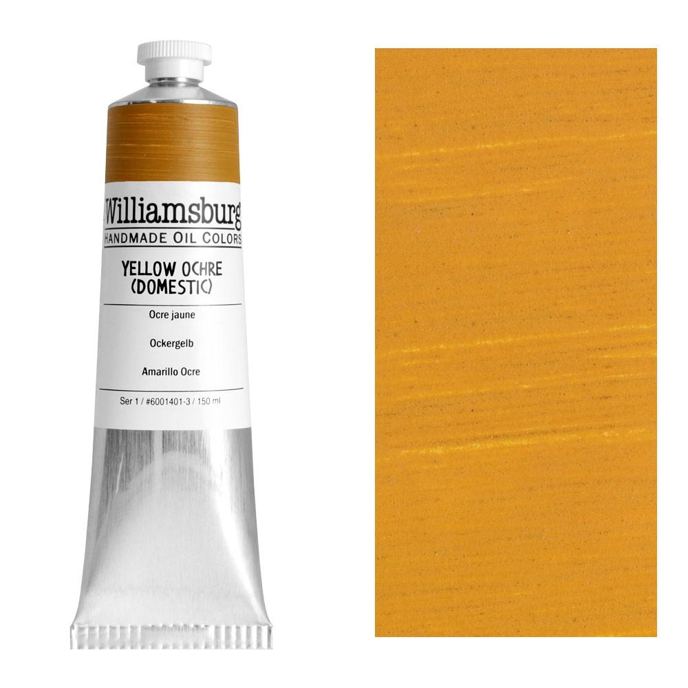 WILLIAMSBURG 150ml YEL OCHR DOM