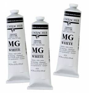 MG Underpainting White 5 oz